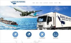 Site web eagleair.be